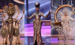 Kostum Nasional Paling Unik di Ajang Miss Universe 2020