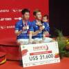 Marcus/Kevin Pertahankan Gelar Indonesia Masters 2020