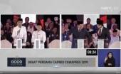 Yuk Intip Prabowo Joget di Debat Pilpres 2019, Aksinya Membuat Warganet Terkejut