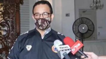 Anies Ajak Pengusaha di Jakarta Bantu Warga Imbas Corona