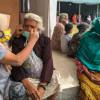 Pengungsi Merapi Keluhkan Kekurangan Air Bersih dan Ruangan Panas
