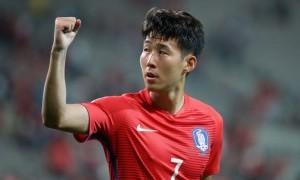 Striker Korea Selatan Son Heung-min Banyak Diincar Klub Eropa