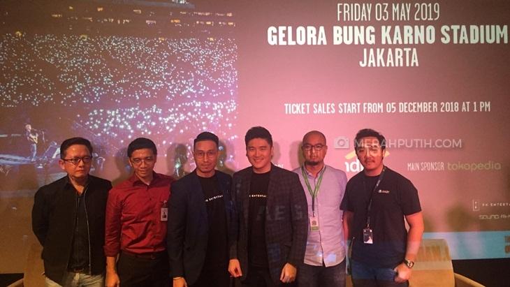 Pertengahan Tahun 2019, Ed Sheeran Akan Gelar Konser di Indonesia