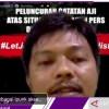 AJI: 70 Persen Kekerasan terhadap Jurnalis Dilakukan Polisi