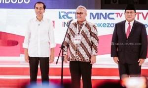 Menanti Momen Pelukan Hangat Jokowi-Prabowo di Sidang Putusan MK