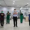 RSD Asrama Haji Pondok Gede Bisa Rawat Pasien COVID-19 Bergejala Ringan hingga Kritis