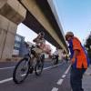 [HOAKS atau FAKTA]: Anies Kepergok Sepedaan di Jalan Tol