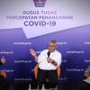 Bertemu Ketua KPU Arief Budiman, 2 Komisioner KPUD Makassar Positif COVID-19