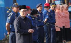 Sambut Tahun Baru, Warga dan Pemkot Bandung Gelar Zikir Bersama