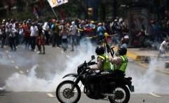 Unjuk Rasa di Venezuela Tewaskan 12 Orang
