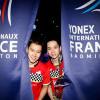 Hanya Butuh 35 Menit, Duo Kevin/Marcus Sabet Gelar Juara French Open 2019