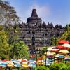 Candi Borobudur Ditutup 6-7 Februari 2021