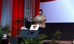Curhat Prabowo Kepada Purnawirawan TNI: Politik Ternyata Lebih Sulit dari Perang
