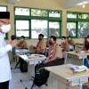 Wapres Tinjau PTM di Tangerang Banten