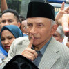 Amien Rais Dinilai Terlalu Bersemangat Kritik Pemerintah hingga Berujung Suudzon