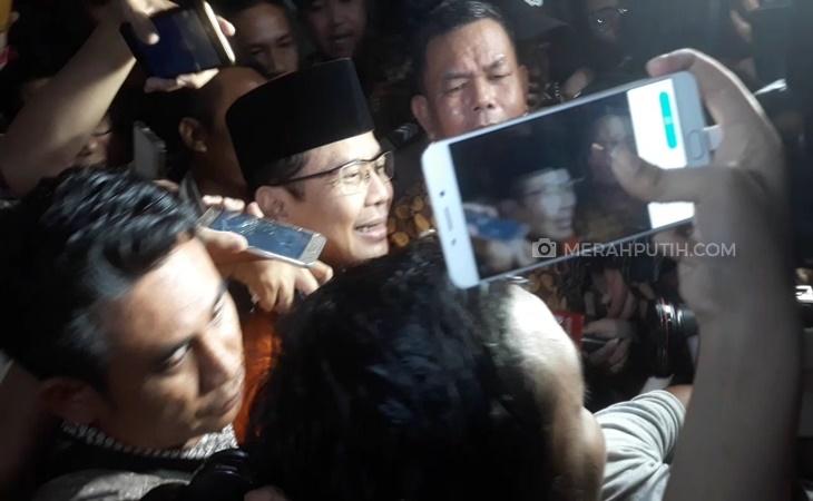 Pertama Kali Diperiksa, Wakil Ketua DPR Taufik Kurniawan Langsung Ditahan KPK
