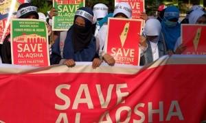 Presiden Jokowi Desak PBB Bahas Krisis di Masjid Al Aqsa