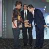 Menteri Nasir Perkenalkan Rektor Impor Pertama Indonesia Pimpin Universitas Siber