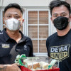 Jalin Silaturahmi, Founder Dewa United Tommy Hermawan Lo Kunjungi Mess Para Atletnya