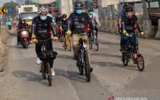 Jasa Kawal Pesepeda dari Ancaman Begal, Tarifnya Rp750 Ribu Per Jam