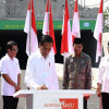 Harapan Jokowi Saat Resmikan Underpass Terpanjang di Indonesia