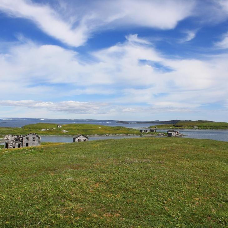 Pulau Fischot berada di balik kisah Isle of Demons. (Foto: instagram.com/saragardiner)