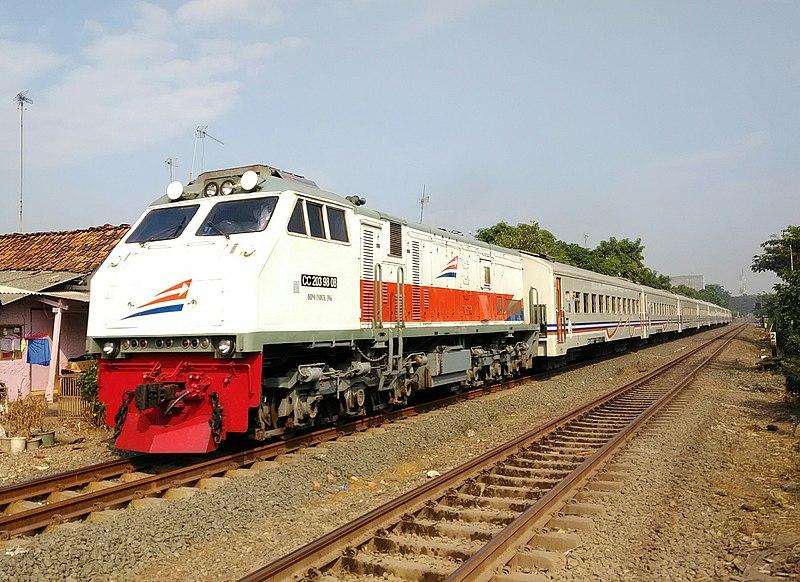 7 Perjalanan Kereta dari Gambir dan Senen Kembali Dibatalkan