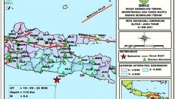 BMKG Tegaskan Info Gempa Magnitudo 8,5 Akibat Kesalahan Sistem Kanal SMS