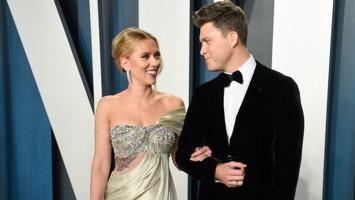 Scarlett Johansson Lahiran Anak Laki-Laki