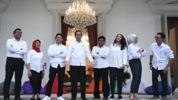 Minim Capaian, Pengamat Pertanyakan Kinerja 100 Hari Stafsus Milenial Presiden Jokowi