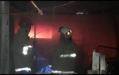 Lima Pekerja Bangunan Diperiksa Polisi Buntut Kebakaran Gedung BPOM