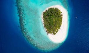 Disewakan, Pulau Pribadi di Maladewa