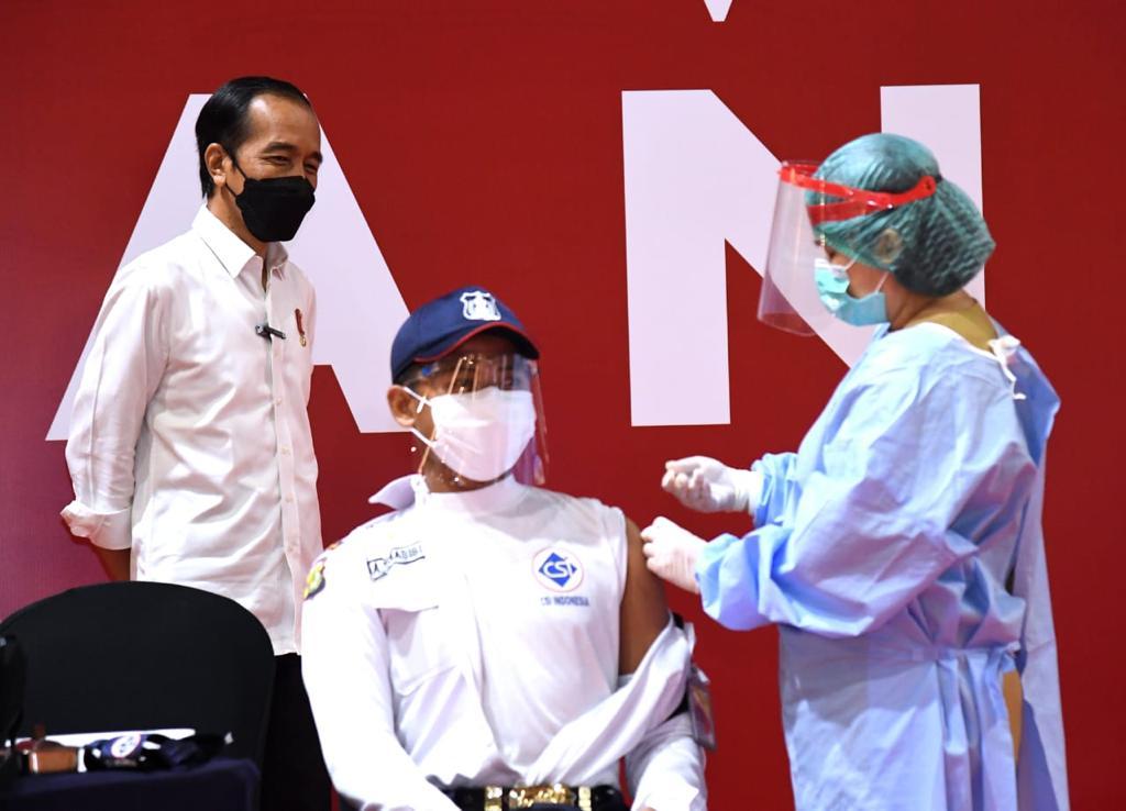 Vaksin Merah Putih Dipastikan Masuk Program Vaksinasi Pemerintah