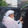 [Hoaks atau Fakta]: Rizieq Shihab Disiksa Polisi