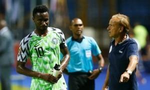 John Obi Mikel Umumkan Pensiun dari Timnas Nigeria