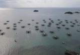 Foto: Tanjung Binga, Surga Ikan Asin Ada di Sana