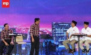Debat Pilgub Putaran Kedua: Dari Masyarakat untuk Jakarta