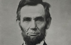 Rambut Abraham Lincoln Laku Rp1,2 Miliar Lebih