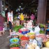 Langgar 2 Hari di Rumah Saja, Puluhan Kios di Pasar Tradisional Ditutup 7 Hari