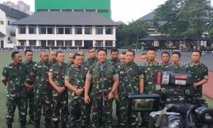 Seluruh Kekuatan TNI AD Dikerahkan pada Pelantikan Jokowi-Ma'ruf Amin