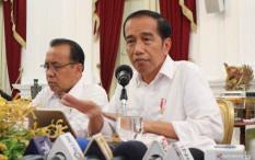 Usulan Jabatan Presiden Tiga Periode, Jokowi: Itu Ingin Cari Muka