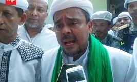 Kasus Penodaan Pancasila, Habib Rizieq Siapkan Surat Pengajuan Praperadilan