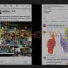[HOAKS atau FAKTA]: Pakai Masker Scuba di Surabaya Langsung Didenda dan Dites Swab