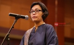 Genjot Pertumbuhan Ekonomi, Menkeu Sri Mulyani Tantang Jateng Lampaui Target Nasional