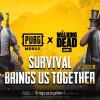 Kolaborasi Apik PUBG Mobile dengan Serial TV 'The Walking Dead'