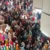 Polisi Dirikan Posko Pengamanan Cegah Kerumunan di Pasar Tanah Abang