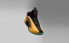 Kerennya Tampilan Nike Air Jordan 35 Dynasties Edisi Kota Terlarang Beijing