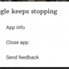 Aplikasi Google di Android Alami masalah, Ini solusinya