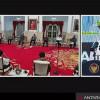 Jokowi: Masih Beruntung Indonesia Tidak Sampai Lockdown