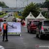 Waktu Pelaksanaan Ganjil-Genap di Bogor Dipersingkat